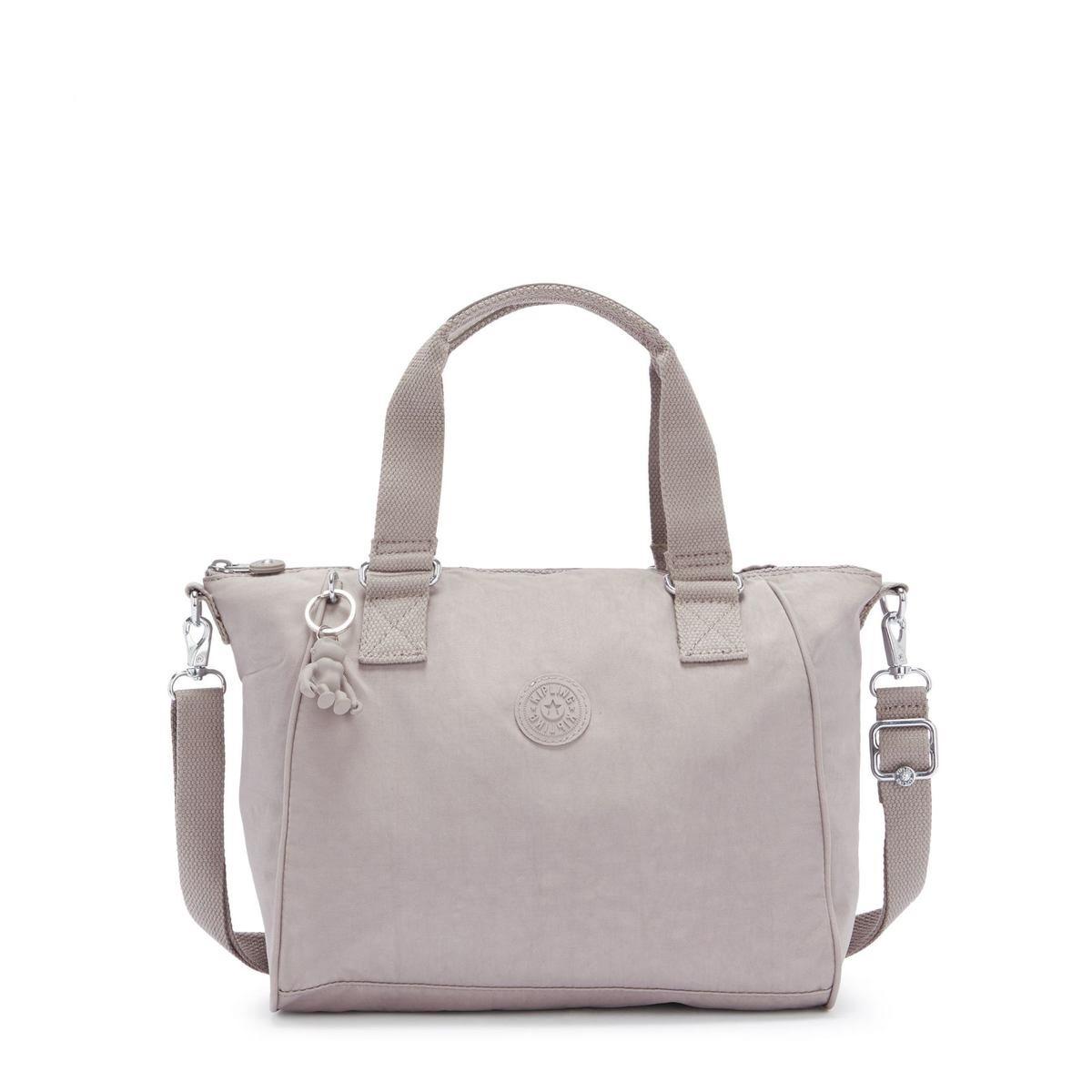Kipling Τσάντα ώμου 27x24.5x14.5cm Dahlia Amie Grey