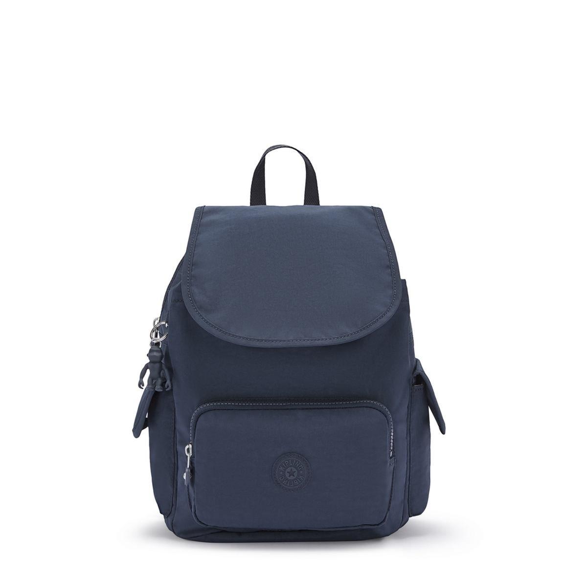 Kipling Τσάντα πλάτης 33.5x27x19cm City Packs S Fresh Blue