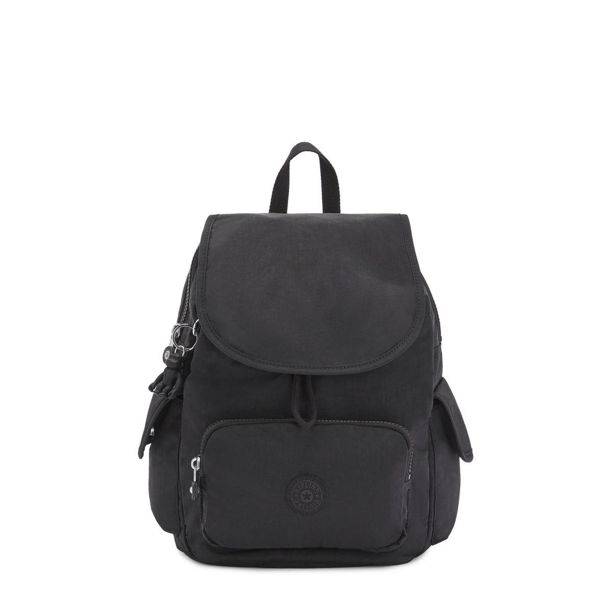 Kipling Τσάντα πλάτης 33.5x27x19cm City Packs S Fresh Black