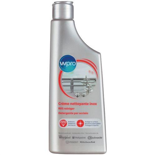 WPRO Καθαριστικό για επιφάνειες από ανοξείδωτο ατσάλι (inox), 250ml, IXC127
