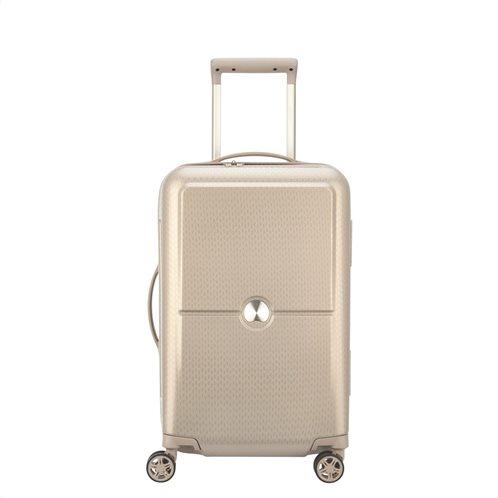 Delsey βαλίτσα τροχήλατη καμπίνας  55χ35χ25 cm Turenne Gold