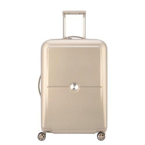 Delsey βαλίτσα τροχήλατη 65χ45,5χ26 cm Turenne Gold