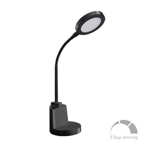 ΦΟS_ME  πορτατίφ γραφείου LED  7w μαύρο