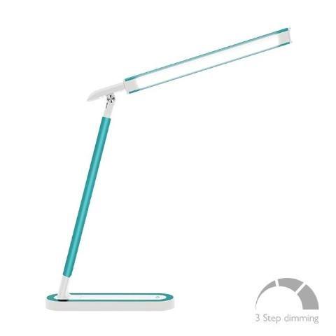 ΦΟS_ME  πορτατίφ γραφείου LED  7,5w γαλαζιο