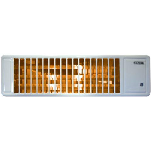 Kalko Ηλεκτρική θερμάστρα χαλαζία μπάνιου 1800W K2211
