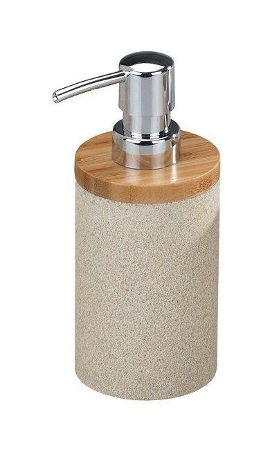 Wenko Επιτραπέζιο Dispenser Πλαστικό Μπεζ Vico 181671121