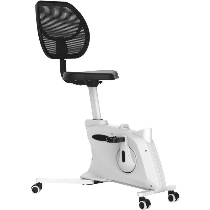 Osio Καθιστό Ποδήλατο Γυμναστικής με Ροδάκια OSMA-9211 με Ηλεκτρονική Κονσόλα 100kg
