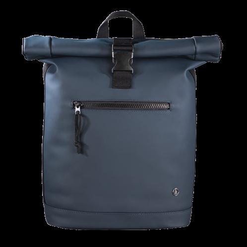 """Merida"" Notebook Backpack, Roll-Top, up to 40 cm (15.6""), dark blue"
