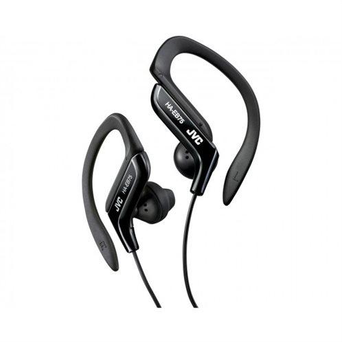 JVC Ear-Clip  αθλητικά ακουστικά HAEB75BE Μαύρο