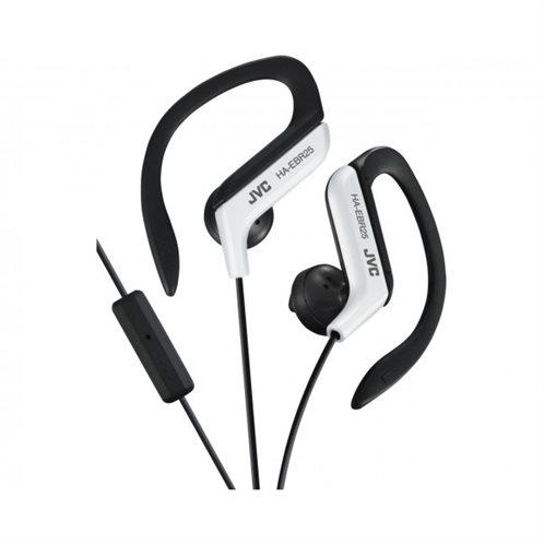 JVC Ear-Clip  αθλητικά ακουστικά με μικρόφωνο HAEBR25WE Λευκό