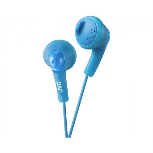 "JVC ""Gumy phones"" in-Ear  ακουστικά   HAF160AEP Μπλε"
