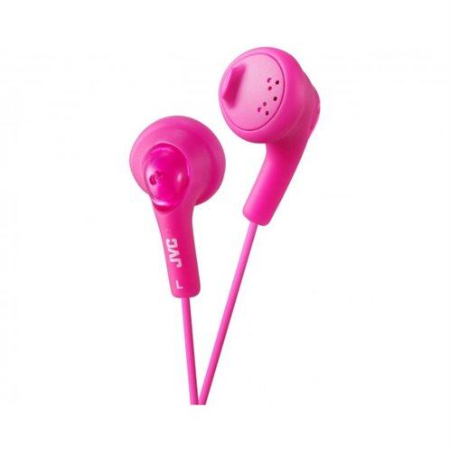 "JVC ""Gumy phones"" in-Ear  ακουστικά   HAF160PEP Ροζ"