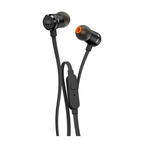 JBL In-Ear Ακουστικά T290 (Black)