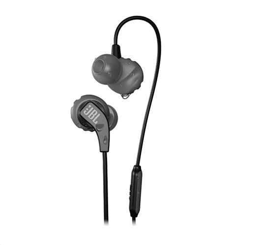 JBL Endurance RUN, In-Ear Sport ακουστικά (Black)