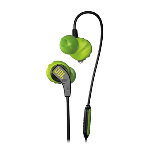 JBL Endurance RUN, In-Ear Sport ακουστικά (Lime)