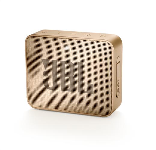 JBL GO 2 φορητό Bluetooth ηχείο (Champagne)