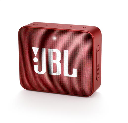 JBL Φορητό Bluetooth Ηχείο GO 2 Κόκκινο