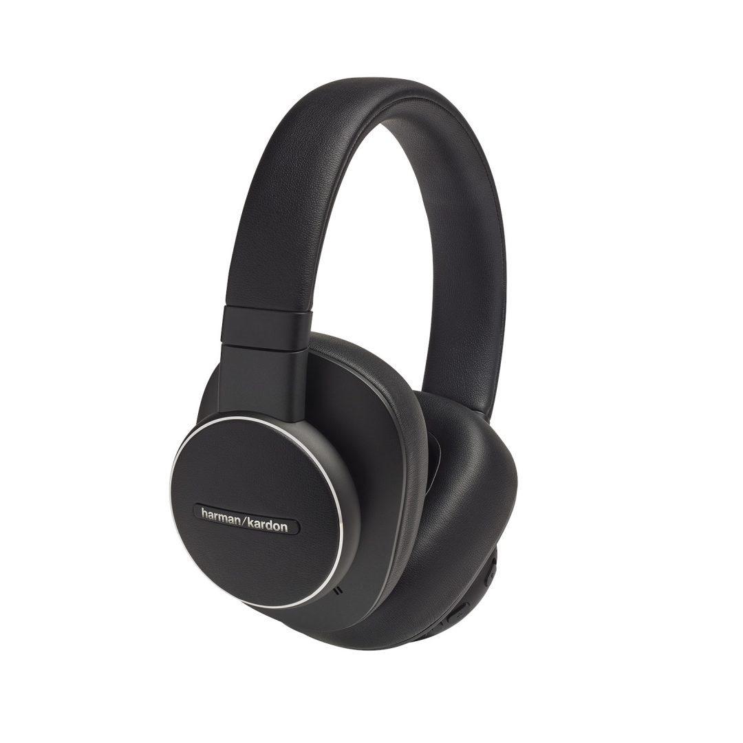 Harman Kardon FLY ANC, Over-Ear Bluetooth Headphones, Active Noise Cancelling