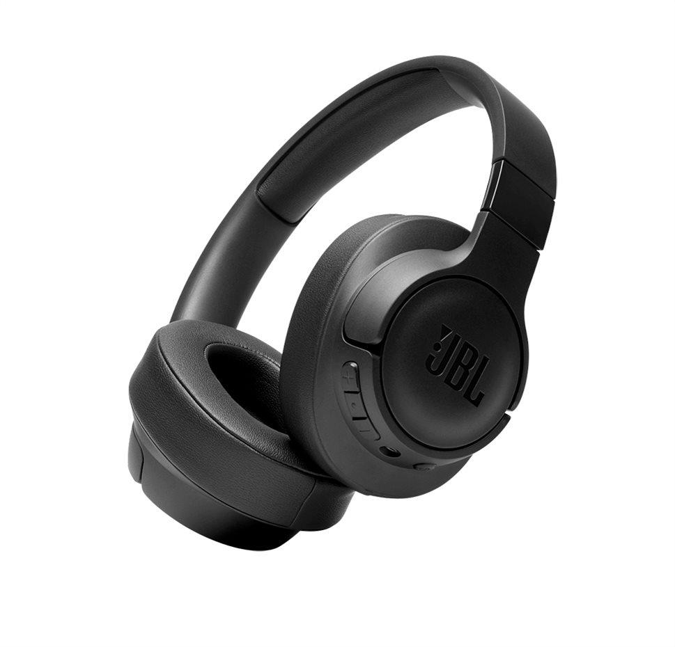 JBL Tune 710BT, Over-ear Bluetooth Headphones, Multipoint (Black)