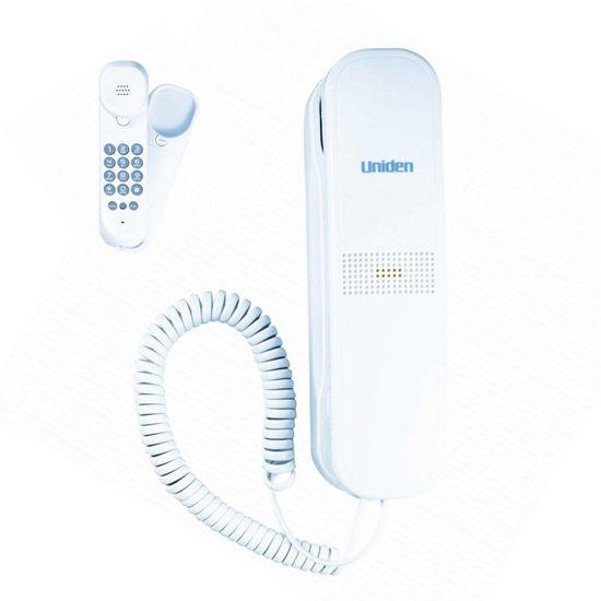 UNIDEN Τηλέφωνο Γόνδολα AS-7101 Λευκή