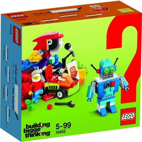 LEGO Classic Fun Future 10402 Διασκεδαστικό Μέλλον