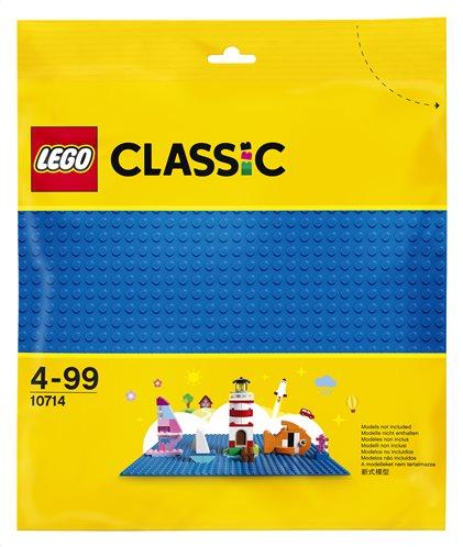 LEGO Classic Blue Baseplate 10714 Μπλε Βάση