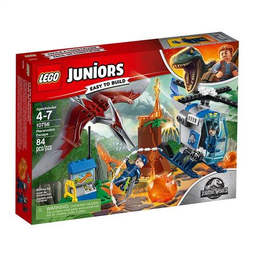 LEGO Juniors Pteranodon Escape 10756 Διαφυγή Πτερανόδοντα