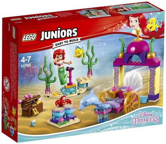 LEGO Juniors Ariel's Underwater Concert 10765 Υποβρύχια Συναυλία της Άριελ