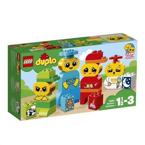 LEGO Duplo My First Emotions 10861 Τα Πρώτα Μου Συναισθήματα