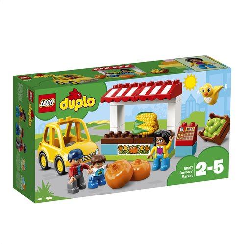 LEGO Duplo Farmers' Market 10867 Λαϊκή Αγορά