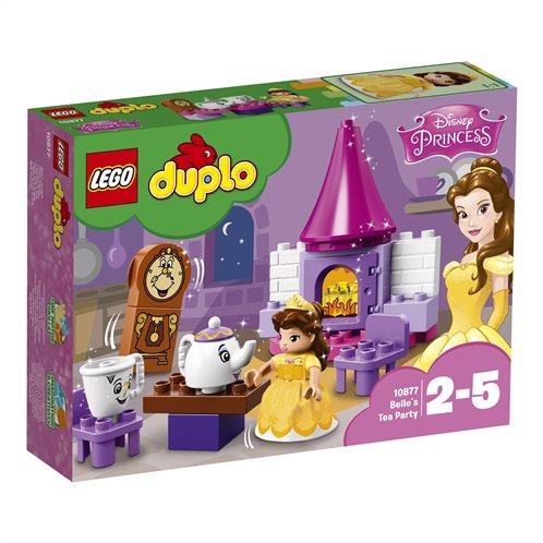 LEGO Duplo Belle's Tea Party 10877 Το Πάρτι για Τσάι της Μπελ