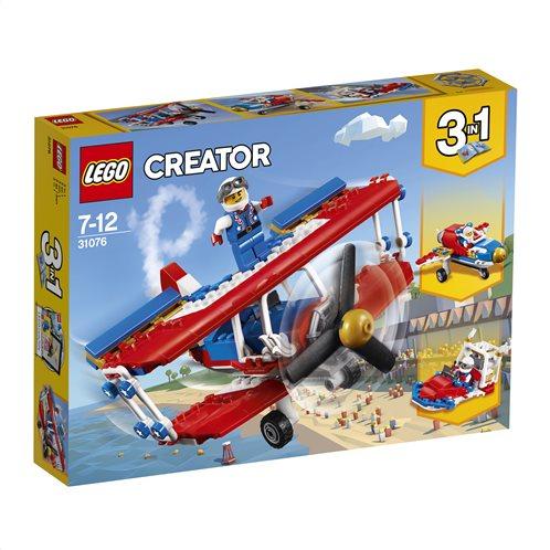 LEGO Creator Daredevil Stunt Plane 31076 Ακροβατικό Αεροπλάνο για Τολμηρούς