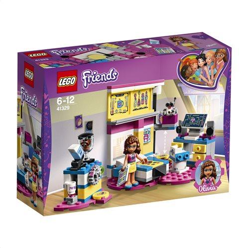 LEGO Friends Olivia's Deluxe Bedroom 41329 Το Πολυτελές Υπνοδωμάτιο της Ολίβια