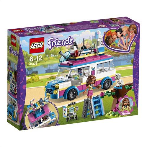 LEGO Friends Olivia's Mission Vehicle 41333 Το Όχημα Αποστολών της Ολίβια