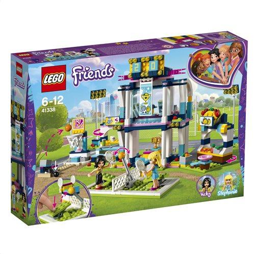 LEGO Friends Stephanie's Sports Arena 41338 Το Αθλητικό Γήπεδο της Στέφανι