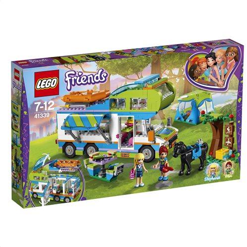 LEGO Friends Mia's Camper Van 41339 Το Τροχόσπιτο της Μία