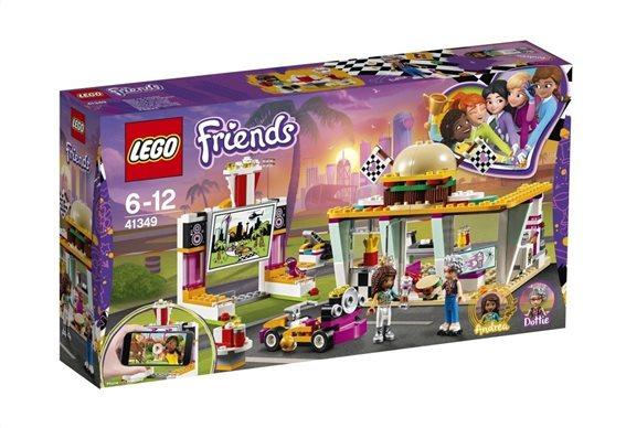 LEGO Friends Drifting Diner 41349 Πλανόδιο Εστιατόριο