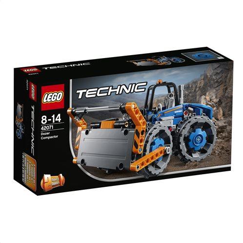 LEGO Technic Dozer Compactor 42071 Μπουλντόζα Ισοπεδωτής
