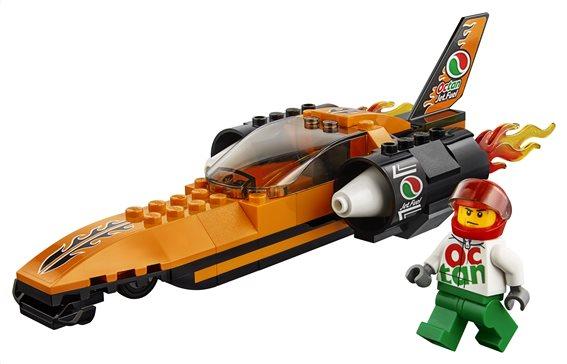 LEGO City Speed Record Car 60178 Αυτοκίνητο για Ρεκόρ Ταχύτητας