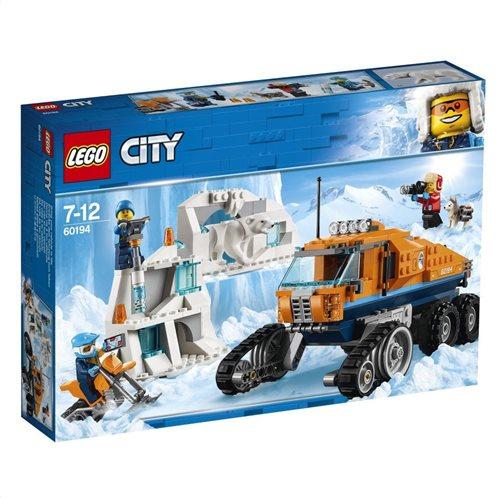 LEGO City Arctic Scout Truck 60194 Αρκτικό Ανιχνευτικό Φορτηγό