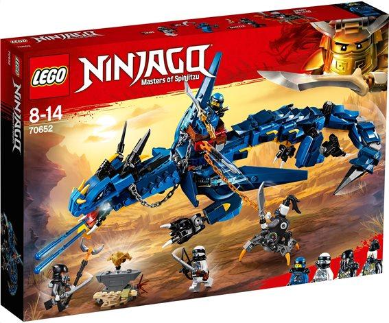 LEGO Ninjago Stormbringer 70652 Κομιστής Καταιγίδων
