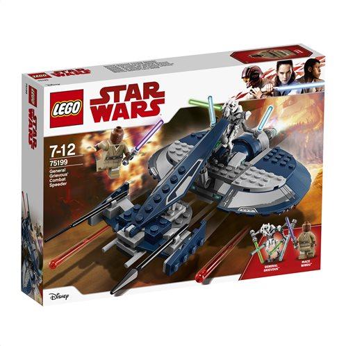 LEGO Star Wars General Grievous' Combat Speeder 75199 Μαχητικό Speeder του Στρατηγού Γκρίβιους