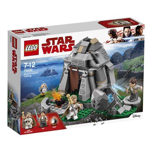 LEGO Star Wars Ahch-To Island Training 75200 Εκπαίδευση στο Ahch-To Island™