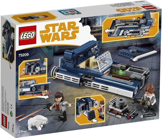 LEGO Star Wars Han Solo's Landspeeder 75209