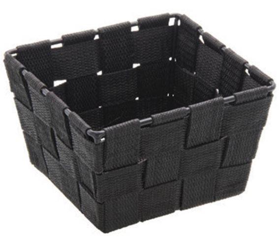 Wenko Καλάθι Πλαστικό Adria Mini 14x14x9cm