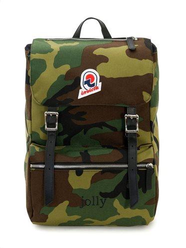 Invicta σακίδιο πλάτης 28x38x20cm σειρά Jolly Camouflage