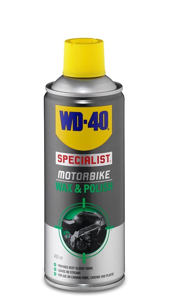 WD-40 SP MB WAX & POLISH 400ml