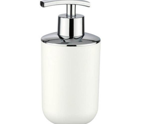 Wenko Επιτραπέζιο Dispenser Πλαστικό Λευκό Brasil 212041121