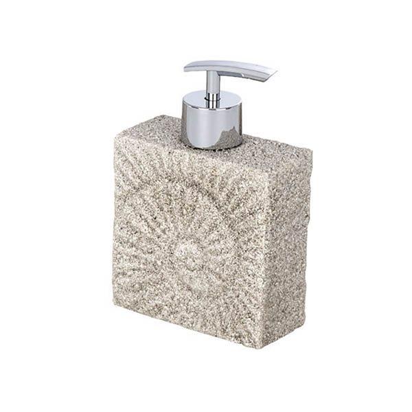 Wenko Επιτραπέζιο Dispenser Πλαστικό Μπεζ Fossil 217221121
