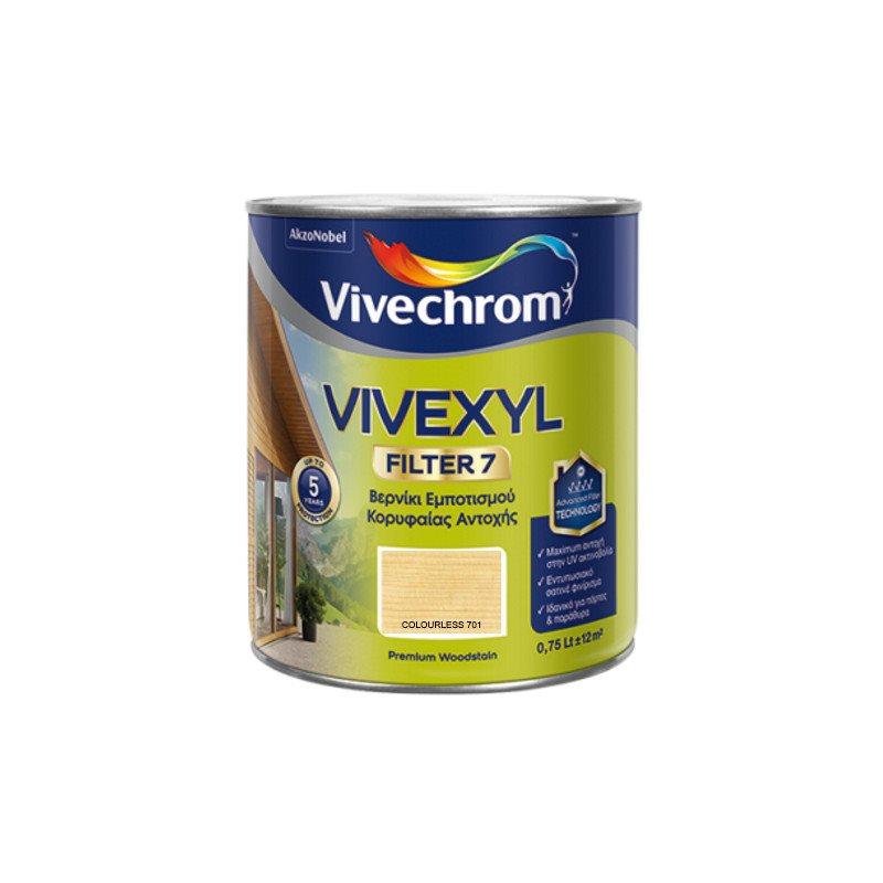 Vivechrom Vivexyl Filter 7 Άχρωμο 701 2,5L
